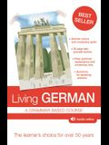 Living German: A Grammar-Based Course [With Online Audio]