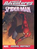 Marvel Adventures Spider-Man - Volume 11: Animal Instinct Digest (v. 11)