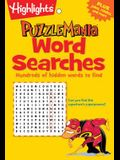 Word Searches: Hundreds of Hidden Words to Find