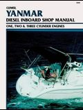 Clymer Yanmar: Diesel Inboard Shop Manual : One, Two & Three Cylinder Engines