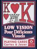 Low Vision New Sight Poker Deck