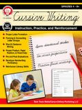 Cursive Writing: Instruction, Practice, and Reinforcement, Grades 4 - 9