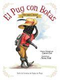 El Pug Con Botas - Libro Para Colorear