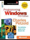 Programming Windowsa [With CDROM]