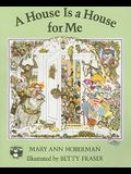 House Is a House for Me, a (1 Paperback/1 CD) [With Paperback Book]