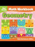 2nd Grade Math Workbook: Geometry - Math Worksheets Edition