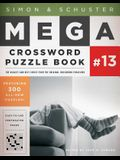 Simon & Schuster Mega Crossword Puzzle Book Series 13