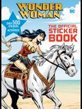 Wonder Woman: The Official Sticker Book (DC Wonder Woman)
