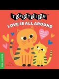 Tummytime(r) Love Is All Around