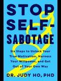 The Self-Sabotage Solution