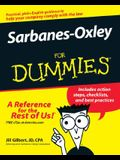 Sarbanes-Oxley For Dummies (For Dummies (Lifestyles Paperback))