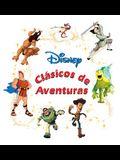 Clasicos de Aventuras: Disney's Adventure Stories, Spanish-Language Edition