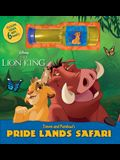 Disney the Lion: King Timon and Pumbaa's Pride Lands Safari [With Spyglass Viewer]