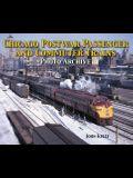 Chicago Postwar Passenger and Commuter Trains