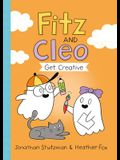 Fitz and Cleo Get Creative