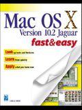 Mac OS X Version 10.2 Jaguar
