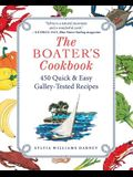 The Boater's Cookbook: 450 Quick & Easy Galley-Tested Recipes