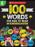 100 Words for Kids to Read in Kindergarten Workbook