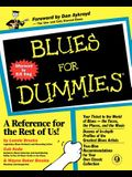 Blues for Dummies [With Contains Over an Hour of Blues Classics...]