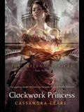 Clockwork Princess, Volume 3