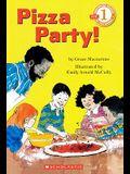 Pizza Party (Turtleback School & Library Binding Edition) (Hello Reader! Level 1 (Prebound))