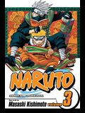 Naruto, Vol. 3, Volume 3