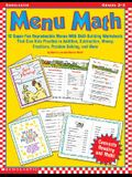 Menu Math, Grades 2-3