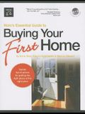 Nolo's Essential Guide to Buying Your First Home [With CDROM]