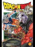 Dragon Ball Super, Vol. 9, Volume 9