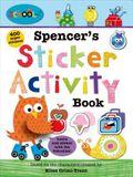 Spencer's Sticker Activity Book [With Sticker(s)]