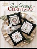 Sweet Nothings for Christmas (Leisure Arts #5327)