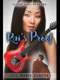Second Saga, Book Two: Rai's Proof