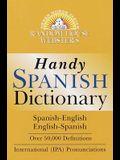 Random House Webster's Handy Spanish Dictionary
