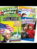 Learn-At-Home: Social Studies Bundle Grade K: 4-Book Set