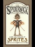 Care and Feeding of Sprites (The Spiderwick Chronicles)