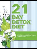 21 Day Detox Diet: Record Your Weight Loss Progress (with BMI Chart)