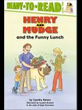Henry and Mudge and the Funny Lunch: Ready-To-Read Level 2