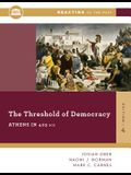 The Threshold of Democracy: Athens in 403 B.C.