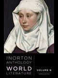 The Norton Anthology of World Literature (Fourth Edition) (Vol. B)