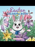 Easter Coloring Book: Easter Basket Stuffer and Books for Kids Ages 4-8