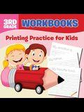 3rd Grade Workbooks: Printing Practice for Kids
