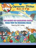 The Secret of Cacklefur Castle / Field Trip to Niagra Falls (Geronimo Stilton Audio Bindup #22 & 24)