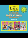 Lizzie McGuire: Books 1-4: My Very First Way Cool Boxed Set!