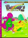 Barney's Great Adventure: A Super-Dee-Duper Color and Activity Book