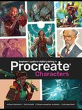 Beginner's Guide to Procreate: Characters: How to Create Characters on an iPad (R)
