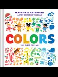 Colors: My First Pop-Up! (a Pop Magic Book)