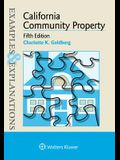 Examples & Explanations for California Community Property