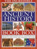 The Incredible Ancient History Book Box: Step Into the Past with 8 Fantastic Books: Ancient Greece, the Inca World, Mesopotamia, the Roman Empire, Anc