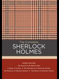 The Complete Sherlock Holmes: Works Include: The Hound of the Baskervilles; A Study in Scarlet; The Adventures of Sherlock Holmes; The Memoirs of Sh