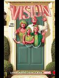 Vision, Volume 1: Little Worse Than a Man